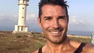 El presentador està gaudint d'uns dies de desconnexió a Formentera