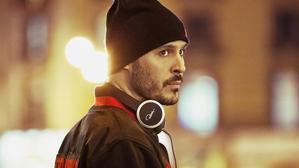 El rapero Lírico en una imagen promocional