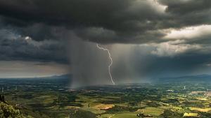El setembre podria estar marcat per les pluges i temperatures normals per l'època