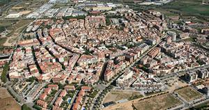 El tall ha afectat alguns edificis dels barris del Colomí i el Centre Històric.