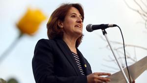 Elisenda Paluzie, presidenta de l'ANC, en arxiu