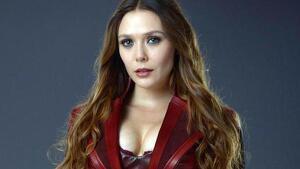 Elizabeth Olsen da vida a la Bruja Escarlata en la franquicia de Marvel