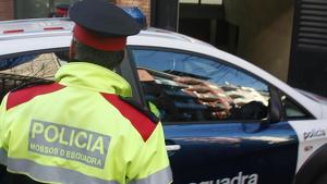 Els Mossos van detenir ahir l'exparella de Nicole com a presumpte autor del cirm