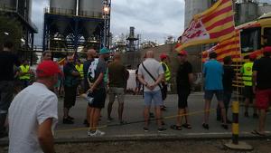 Els treballadors no descarten una vaga indefinida després de l'estiu