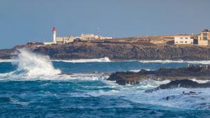 En Canarias y en puntos de la costa levantina el viento del norte y este se reforzará