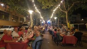 En la recta final de l'estiu, s'ha celebrat el Sopar de les Estrelles.