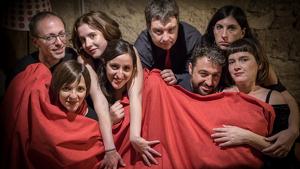 Entrellaçats han trepitjat escenaris a ciutats com Reus, Tarragona, Barcelona o Madrid.