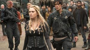 Escena de la sexta temporada de 'The 100'.