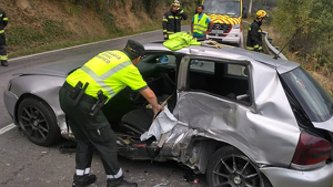 Accidente carballeda