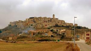 Forès, a la Conca de Barberà, tenia 42 habitants l'any 2018