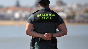 Guardia Civil playa