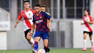 Guillem Jaime, FC Barcelona