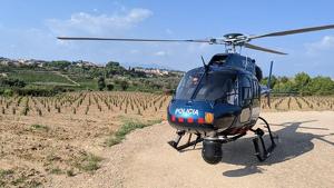 Helicòpter Mossos