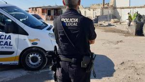 Imagen de archivo de la Policía Local de Palma