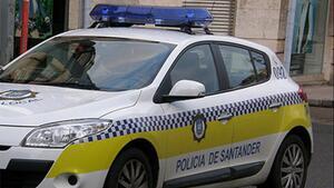 Imagen de archivo de la Policía Municipal de Santander.