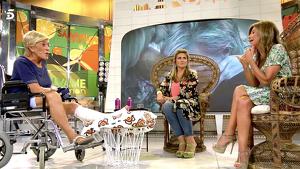 Imagen de Chelo García-Cortés y Gema López en 'Sálvame'