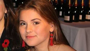 Imagen de la joven fallecida en una villa de Mallorca