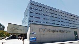 Imagen del Hospital de San Pedro de Logroño