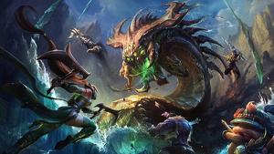 Imagen promocional de 'League of Legends'