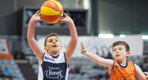 Imatge de jugadors del Força Lleida