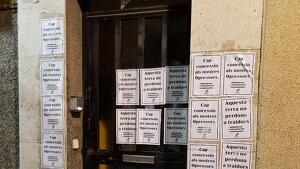 Imatge de la seu d'ERC a Tarragona