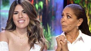 Isabel e Isa tienen un desencuentro en el cumpleaños de la cantante