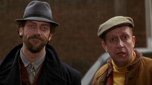 Jasper (Laurie) y Horace (Williams) en el film del 96