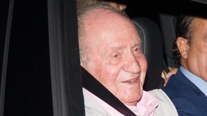 Joan Carles té sobrenoms per familiars seus