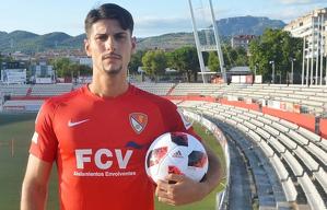 Jordi Brown, nou jugador del Terrassa FC