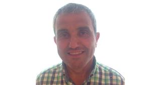 Josep Rabascall, alcalde de Maspujols