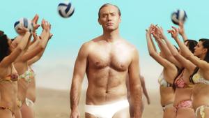 Jude Law retirado como Joven Papa en el teaser de HBO
