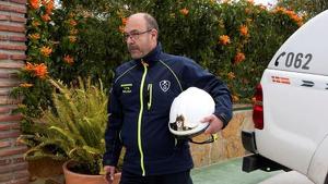 Julián Moreno admite desconocer los motivos de su cese
