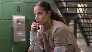La actriz Dascha Polanco en 'Orange is the new black'