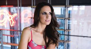La cantante Nuria Fergó, en un posado reciente