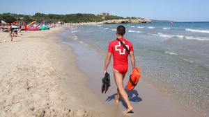 La Creu Roja assumeix el servei de salvament i socorrisme a les platges de la ciutat de Tarragona
