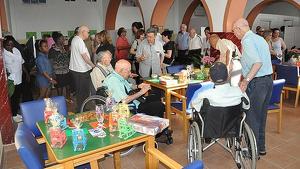 La d'enguany, serà la segona edició de l'acte solidari ocntra l'azlheimer.