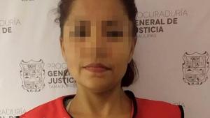 La detenida por el brutal asesinato de su hermana pequeña