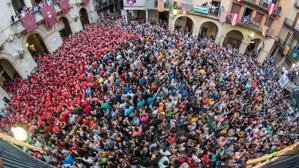 La diada de la Firagost a Valls s'ha anat consolidant en els últims anys