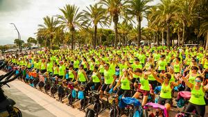 La iniciativa solidària Pedals Non Stop de Cambrils ja supera les inscripcions de l'any passat