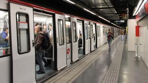 La línia 1 de metro entre Clot i Fondo estarà dos mesos tallada per la renovació de 9 quilòmetres de vies