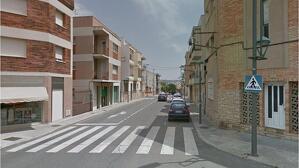 La piscina per criar peixos s'ubicava en un terrat del carrer Gaià de Tarragona, al barri de Torreforta.