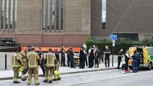 La Policia de Londres va detenir un jove de 17 anys per un presumpte intent d'homicidi