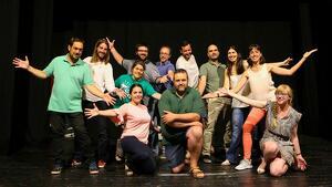 La Tramoia, amb 27 anys d'experiència sobre els escenaris, presenta una versió teatral del llibre 'Jo us salvaré a tots'.
