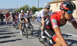 La Vuelta al seu pas per Montblanc