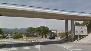 L'accident ha estat a la carretera C-12 al seu pas per Móra la Nova