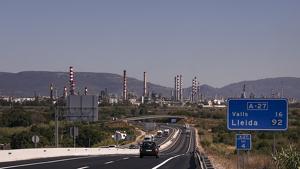 L'accident químic s'ha produït a primera hora dle matí al Polígon Nord de Tarragona