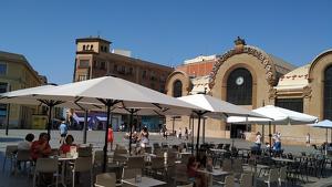 L'Ajuntament de Tarragona es planteja suspendre l'atorgament de llicències per terrassa a la plaça Corsini i l'entorn.