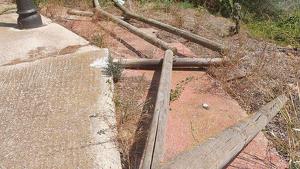 L'alcalde de Montferri denuncia destrosses de matinada al poble en plena Festa Major