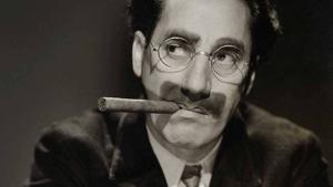 Las frases más celebres del cómico Groucho Marx.