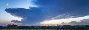 Las próximas tardes se esperan muy tormentosas en todo el norte, centro y este peninsular